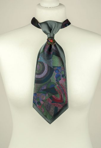 Metallic Colour Necktie