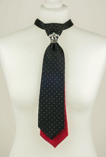 Polka Dot Pattern Necktie