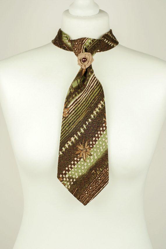 Petite Style Silk Necktie