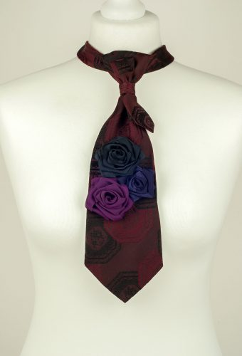 Three Roses Necktie