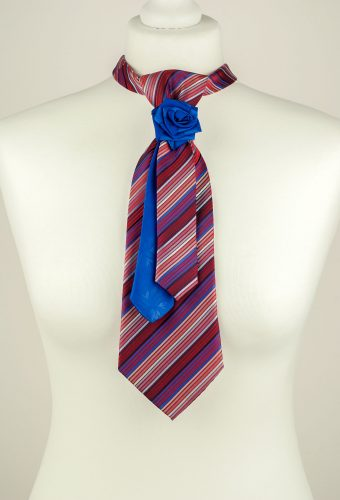 Micro Striped Necktie