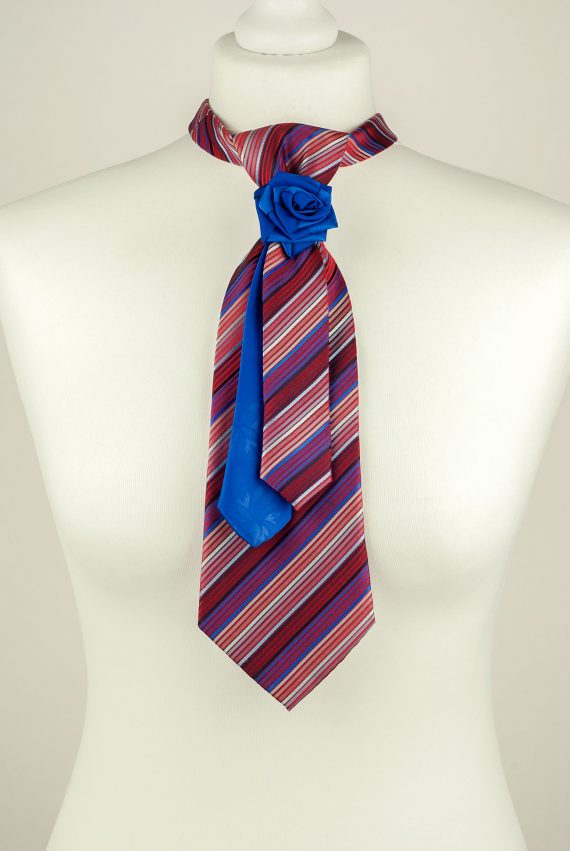 Micro Striped Necktie