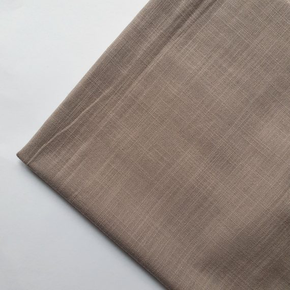 Dark Beige Colour Cotton