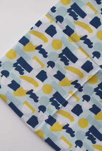 Abstract Pattern Cotton