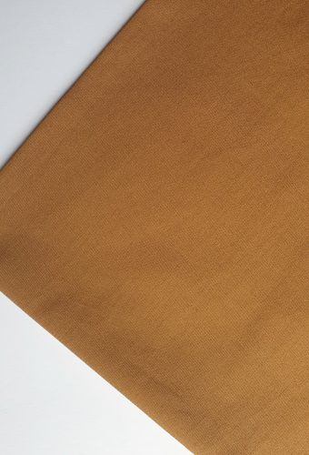 Cinnamon Colour Cotton Fabric