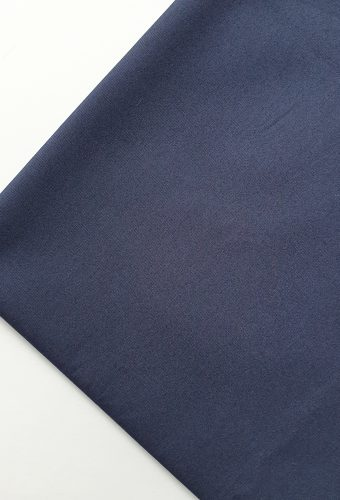 Navy Colour Cotton Fabric