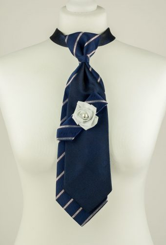 Midnight Blue Colour Necktie