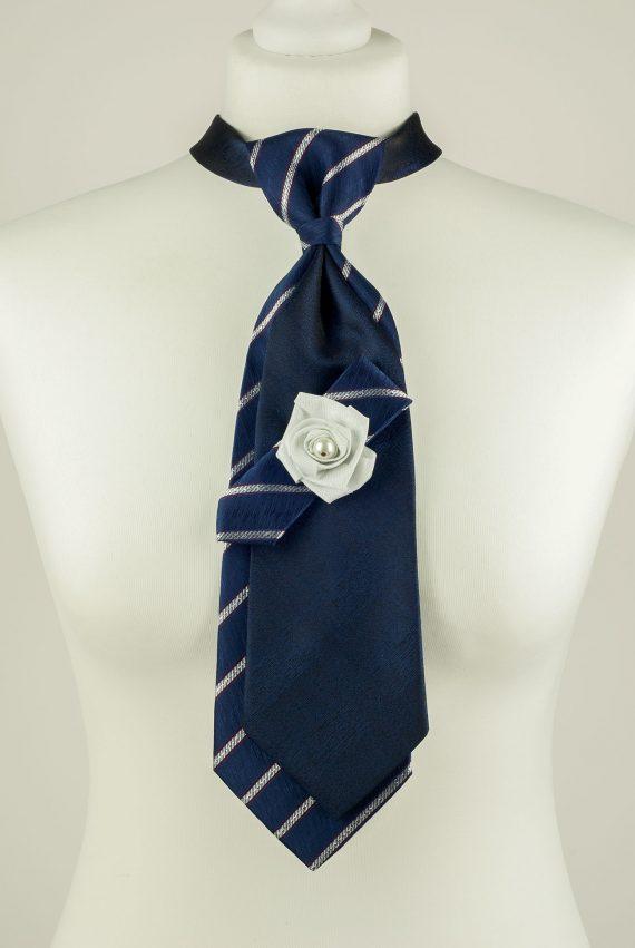 Midnight Blue Colour Necktie