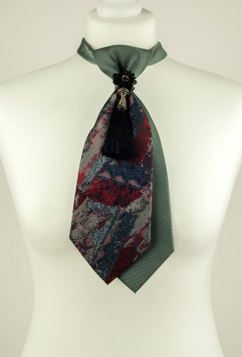 Fancy Tassel Necktie