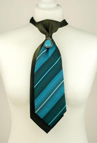 Turquoise Colour Necktie