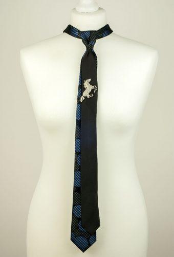 Horse Pendant Necktie