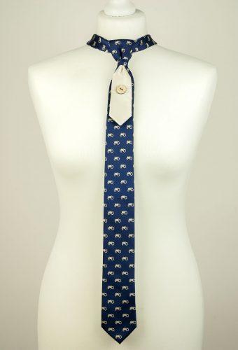 Tractor Print Necktie