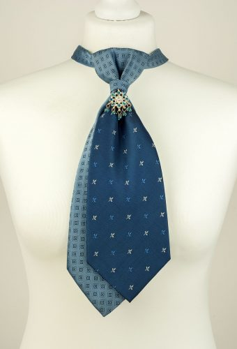 Blue Colour Necktie