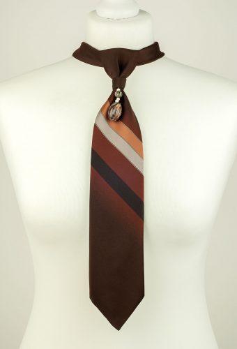 Marble Pendant Necktie
