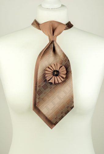 Blush Colour Necktie