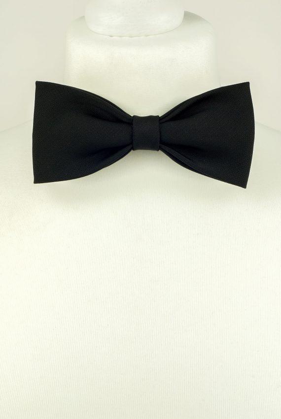 Classic Black Colour Bow Tie