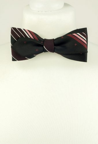 Dark Chocolate Colour Bow Tie
