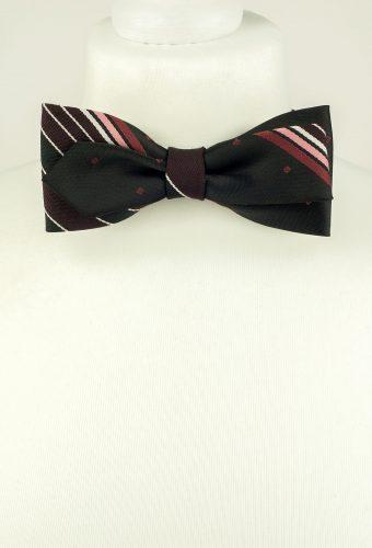 Dark Chocolate Colour Bow Tie