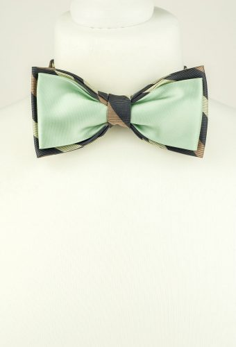 Mint Colour Bow Tie