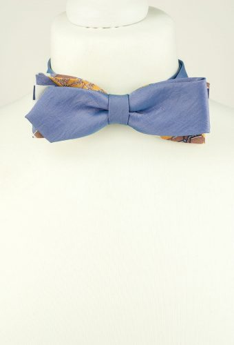 Lavender Colour Bow Tie