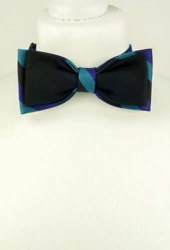 Triple Colour Bow Tie
