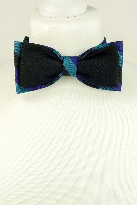 Triple Colour Bow Tie