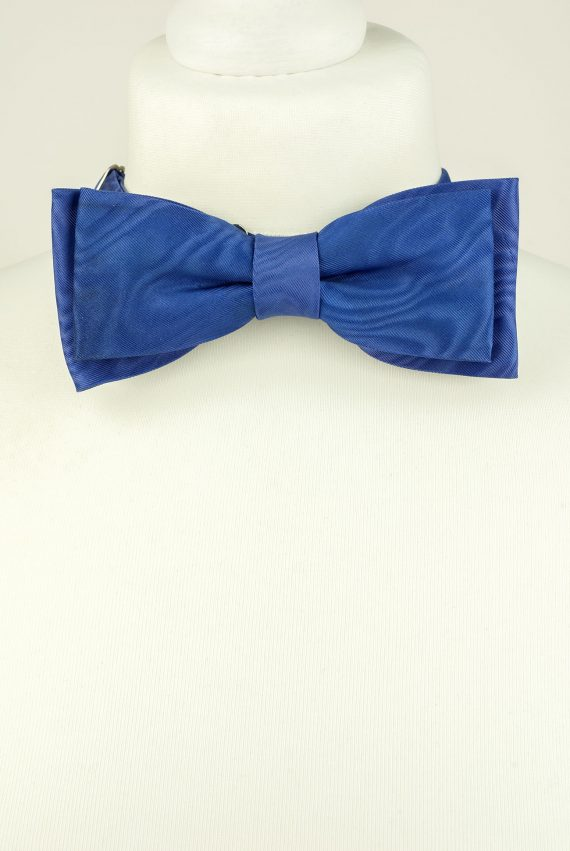 Purple Blue Colour Bow Tie