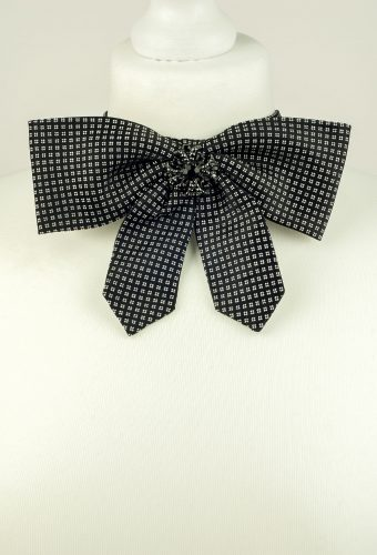 Fancy Oversized Style Bow Tie