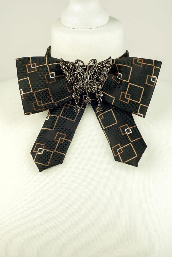 Fancy Oversized Style Bow Tie