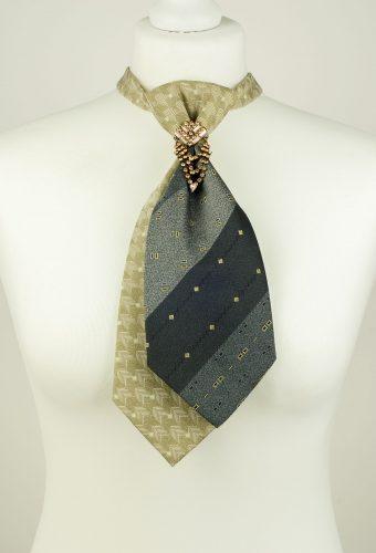 Elegant Double Necktie