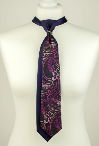 Rich Purple Colour Necktie