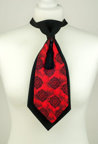 Bright Red Colour Necktie