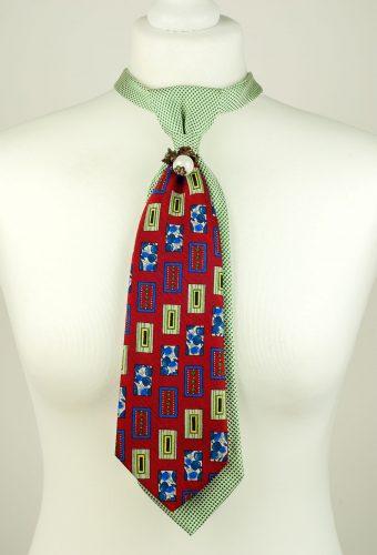 Kitten Pendant Necktie