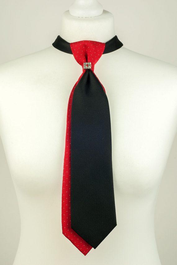 Subtle Double Necktie