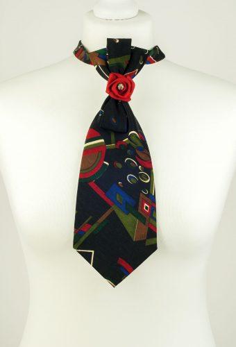 Abstract Print Necktie