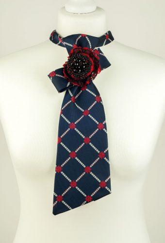 Navy Cut Style Necktie