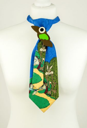 Cartoon Character Necktie