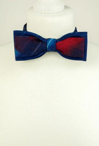 Batik Print Bow Tie