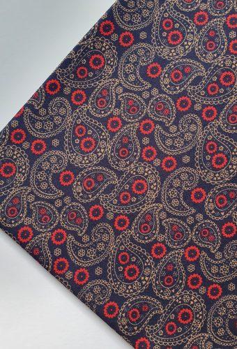 Intricate Paisley Print