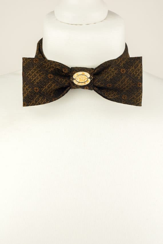 Bronze Colour Bow Tie