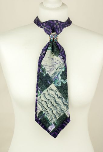 unique textile, fashion accessory, vintage necktie, women ties, ladies tie, bow tie, handmade tie, handcrafted tie, unique fabric, unique tie, face mask ascot